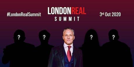 Summit 2020 - London Real tickets