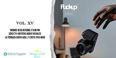 FuckUp Nights Acapulco Vol XV