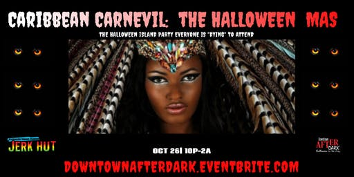 Caribbean CarnEVIL: The Halloween Mas