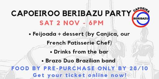 Capoeiroo Beribazu Party