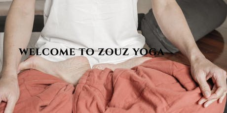 ZOUZ YOGA tickets