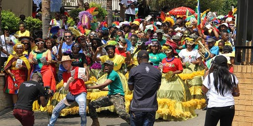 Reach Out South Africa Carnival 2019