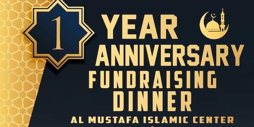 Anniversary Fundraising Dinner