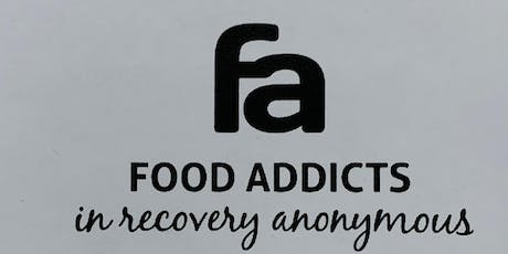 Food Addicts in Recovery (FA) Meeting - Sunday AM tickets