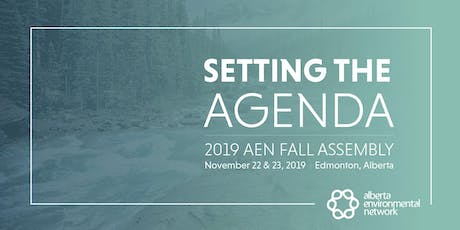 2019 AEN Fall Assembly tickets