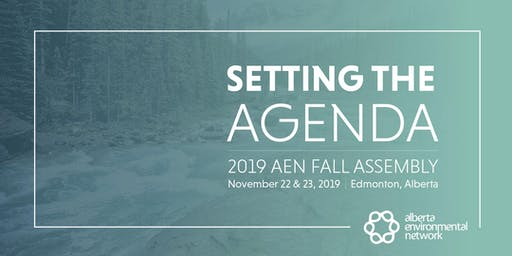 2019 AEN Fall Assembly