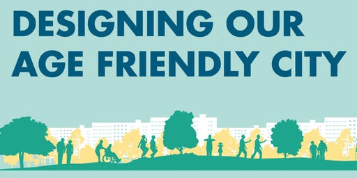 Guided Tour of 'Designing Our Age-Friendly City' Exhibition