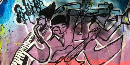 Salsa, Jazz & Paint