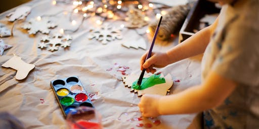 FREE kids Christmas Craft Workshop