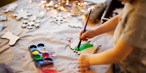 FREE kids Christmas Craft Workshop