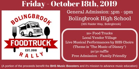 Bolingbrook Food Truck Rally tickets