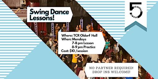 5 Seasons Swing Weekly Dance Class