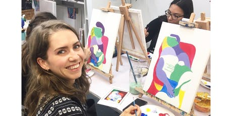 Sip & Paint Workshop 'Picasso Night – 'Le Rêve''  tickets
