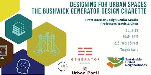 Designing for Urban Spaces
