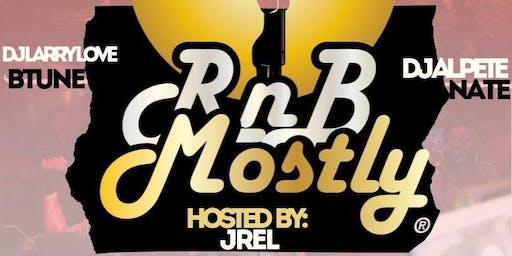 RnBMostly: A Mostly R&B Kickback (Libra SZN)