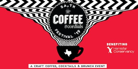 San Antonio Coffee & Cordials Festival tickets