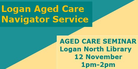 Aged Care seminar tickets