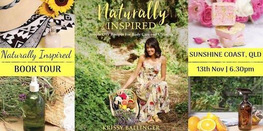 Naturally Inspired Author Talk – Sunshine Coast, QLD