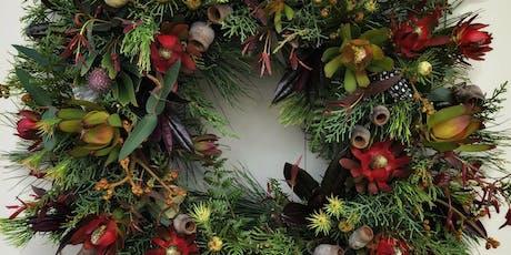 Campo de Flori Christmas Wreath Workshop tickets