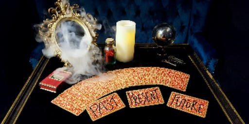 Family Friendly Halloween Magic Show!!