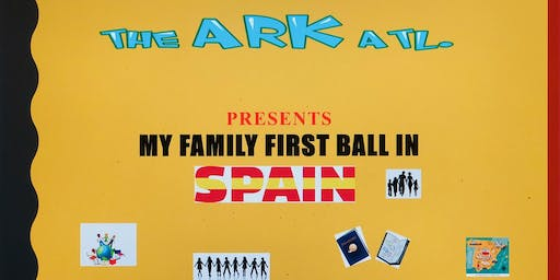 MY FAMILY FIRST BALL IN SPAIN