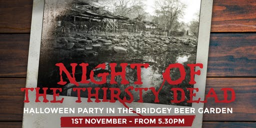 Night of the Thirsty Dead