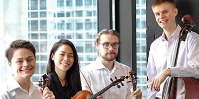 Fermata House Concert - Icerberg String Quartet