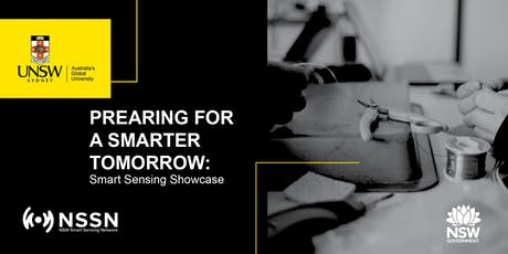 UNSW Smart Sensing Showcase: Advanced Manufacturing tickets