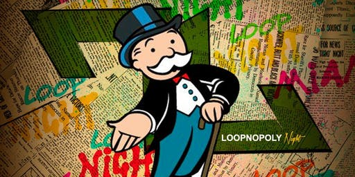 Monopoly College Friday Night by The Loop