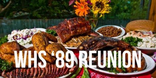 Westlake HS '89 30th Reunion