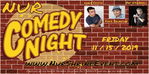 NUR Comedy Night