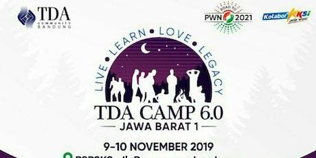 TDACAMP Bandung 2019 tickets