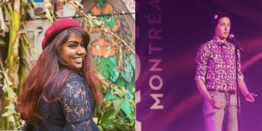 ULPC Broken Mic #2 ft. Nisha Patel and BiCurious George