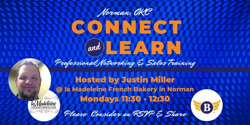 Norman OK | Professional Networking & Sales Training