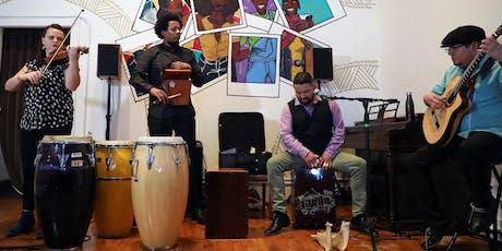 Huarango: Contemporary Afro-Peruvian Music tickets