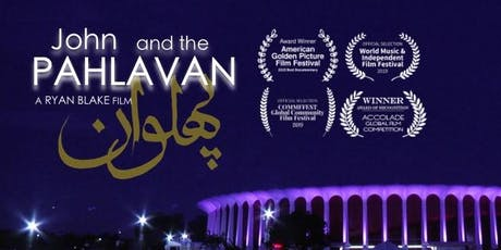 John and the Pahlavan - Chicago Screening tickets