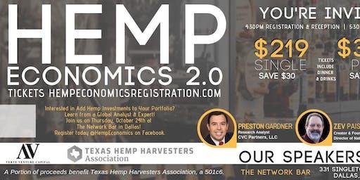 Texas Hemp Economics 2.0