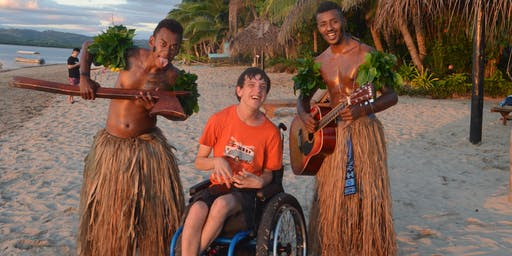 Social Inclusion Week: Accessible Travel and Leisure Activities talk