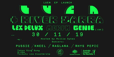 Luen EP Launch Party Sydney tickets