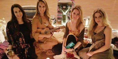 Sacred Song Soundbath, Reiki and Ecstatic Dance with Shamanitas tickets