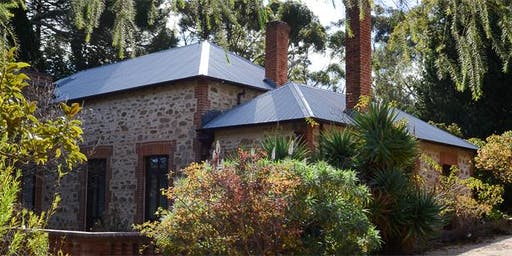 Old Government House open afternoon - Belair National Park