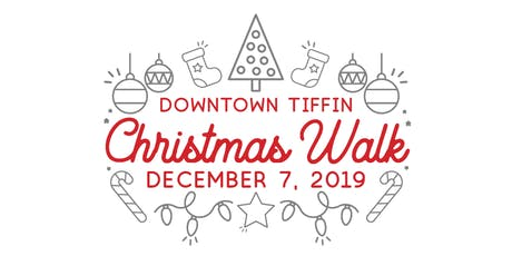 Downtown Tiffin Christmas Walk 2019 tickets