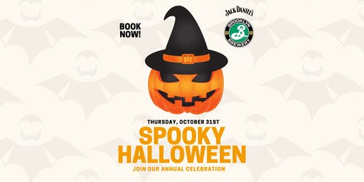Spooky Halloween Party w/ Brooklyn Brewery