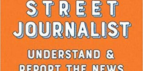 Street Journalism How-To: Reporter Lisa Loving reads from her guidebook tickets