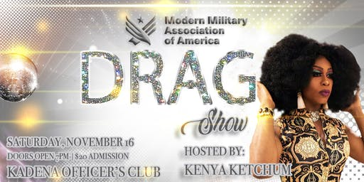 Modern Military Association of America Drag Show