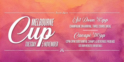 Melbourne Cup | The Charming Squire