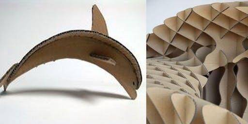 Cardboard Sculpture Making For FESTIVILION Community Festival