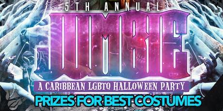 JUMBIE: A Caribbean LGBTQ Halloween Party tickets