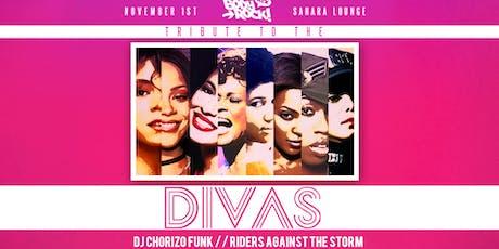 Body Rock ATX: Tribute To The Divas tickets