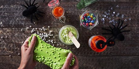 Kids Monster Slime Day tickets
